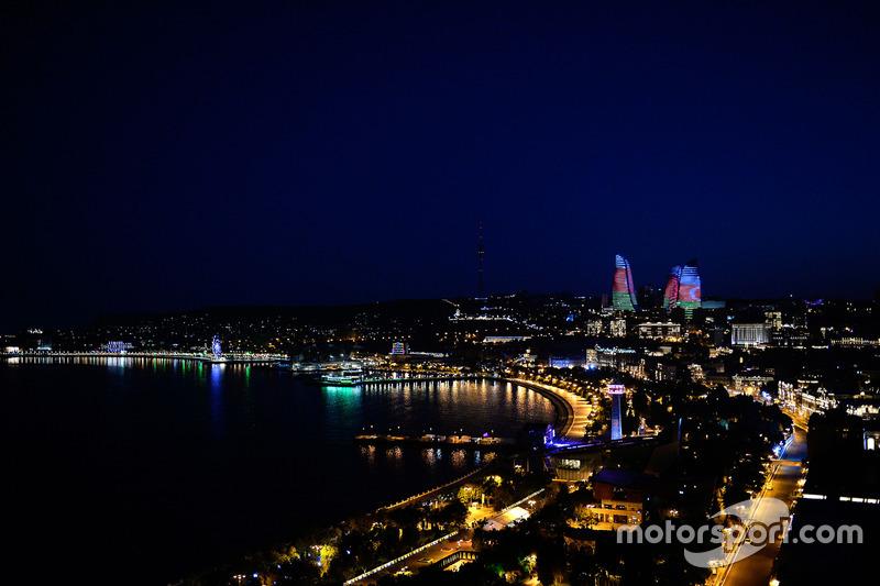 Atmósfera de Bakú
