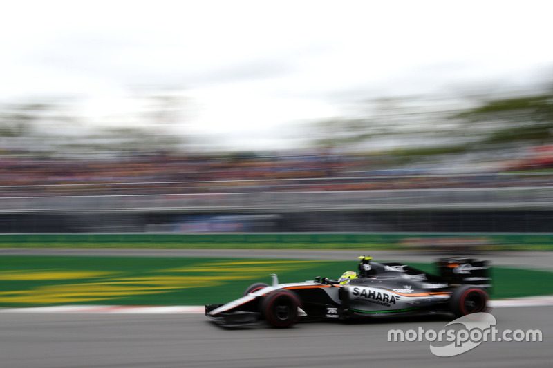 Серхіо Перес, Sahara Force India F1 VJM09