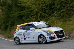Simone Rivia, G.R. Motorsport, Suzuki Swift Sport R1B
