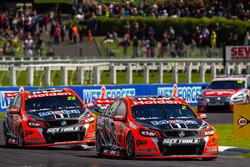 Garth Tander, Holden Racing Team, James Courtney, Holden Racing Team