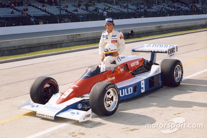 1979 - Rick Mears, Penske/Cosworth