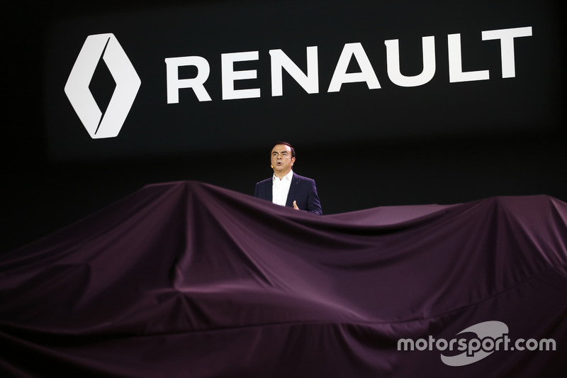 Президент Renault Карлос Гон