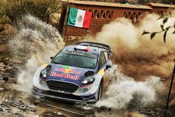 Себастьян Ож'є, Жюльєн Інграссія, M-Sport, Ford Fiesta WRC