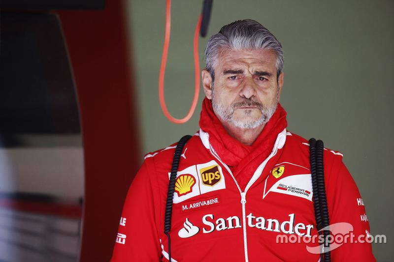Керівник Ferrari Team Мауріціо Аррівабене