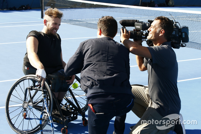 Paralympics-Champion Dylan Alcott