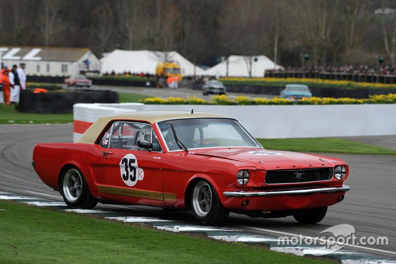 Pierpoint Cup, Mark Burton, Mustang