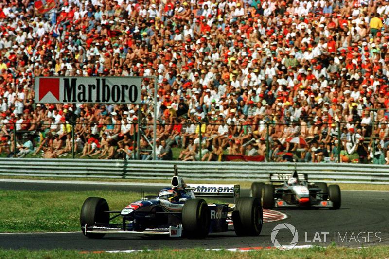 Жак Вільньов, Williams WF19 Renault