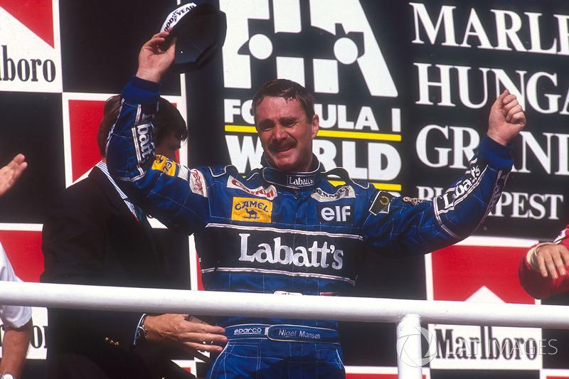Nigel Mansell (1992)