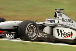 Мика Хаккинен, McLaren MP4/13