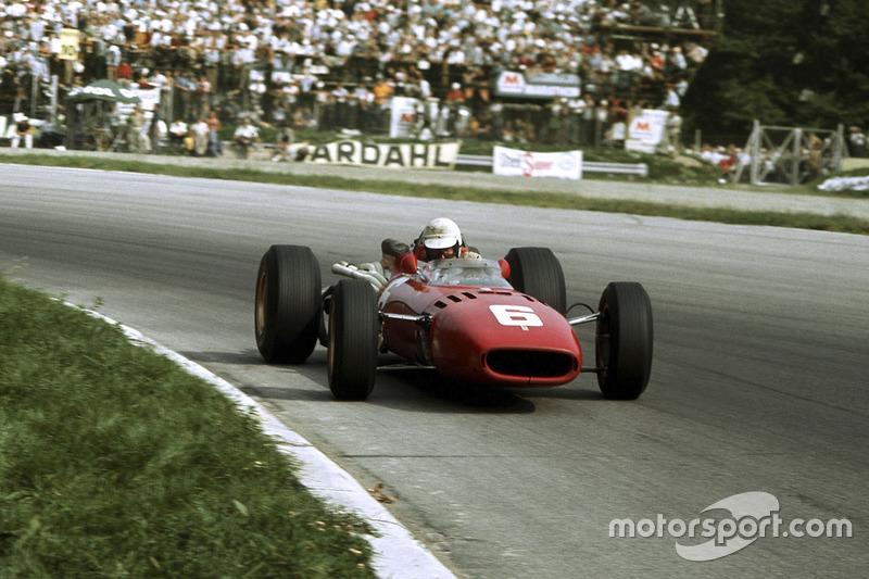 Ludovico Scarfiotti (Ferrari) - GP Italia 1966