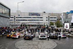 Timo Glock, BMW Team RMG, BMW M4 DTM, Augusto Farfus, BMW Team RMG, BMW M4 DTM, Marco Wittmann, BMW Team RMG, BMW M4 DTM, Tom Blomqvist, BMW Team RBM, BMW M4 DTM, Bruno Spengler, BMW Team RBM, BMW M4 DTM, Maxime Martin, BMW Team RBM, BMW M4 DTM