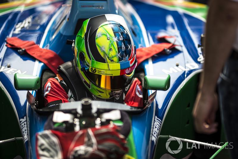 Мік Шумахер, Benetton B194