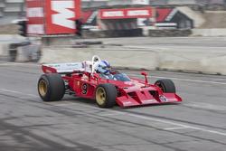 Ferrari 312 B3 del 1973 ex Jacky Ickx e Arturo Merzario