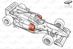 Ferrari F310 (648) 1996 overview