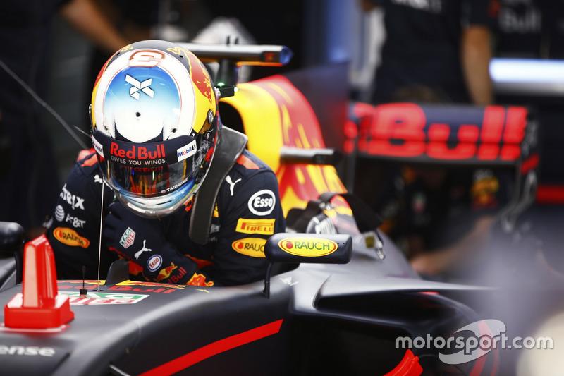 6 місце — Даніель Ріккардо, Red Bull. Умовний бал — 19,732