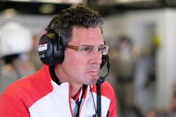 Dr. Frank-Steffen Walliser, jefe de Porsche Motorsport