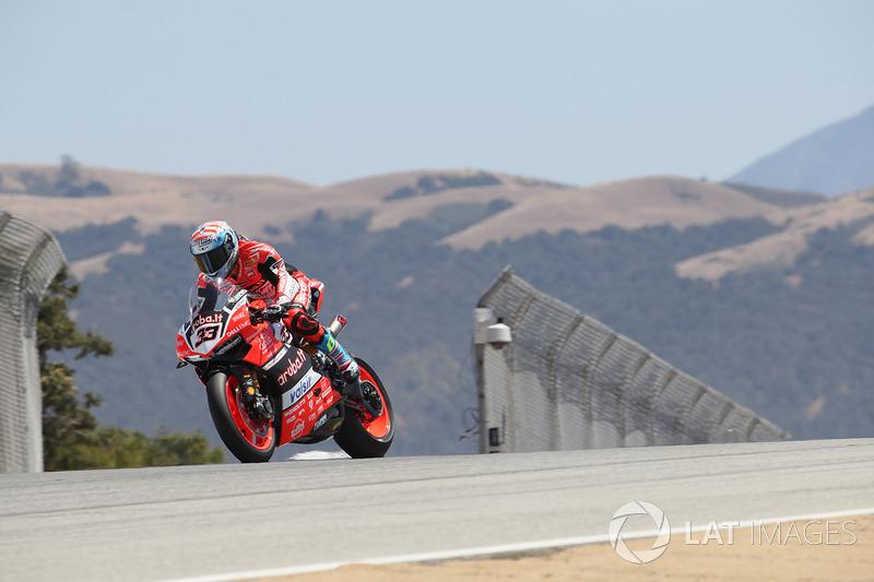 Marco Melandri, Ducati Team