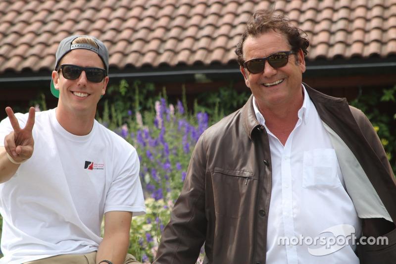 Yves Meyer, Hans Schori, Swiss Race Academy