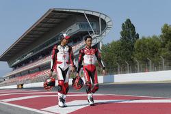 Dimas Ekky dan Andi Gilang, Astra Honda Racing Team