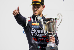 2. Luca Ghiotto, RUSSIAN TIME