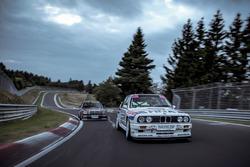 Johnny Cecotto, BMW M3 DTM y Klaus Ludwig, Mercedes 190 E DTM