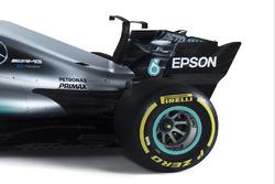 Mercedes AMG F1 W08 detail