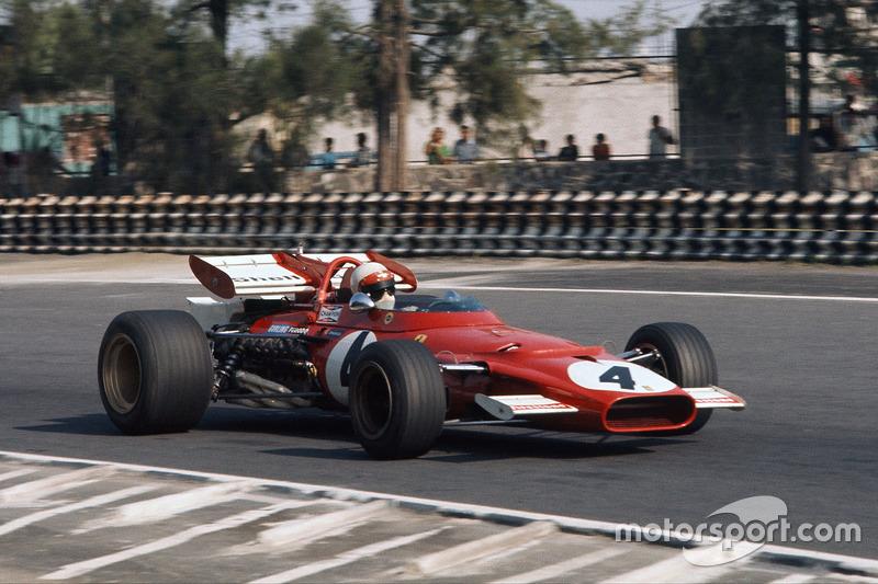 1969-1971: Ferrari 312B