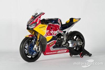 Honda Team lancering