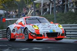 #12 Manthey Racing, Porsche 911 GT3 R: Otto Klohs, Robert Renauer, Mathieu Jaminet, Matteo Cairoli