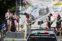 Felice Re, Mara Bariani, Ford Focus WRC, D-MAX Swiss,