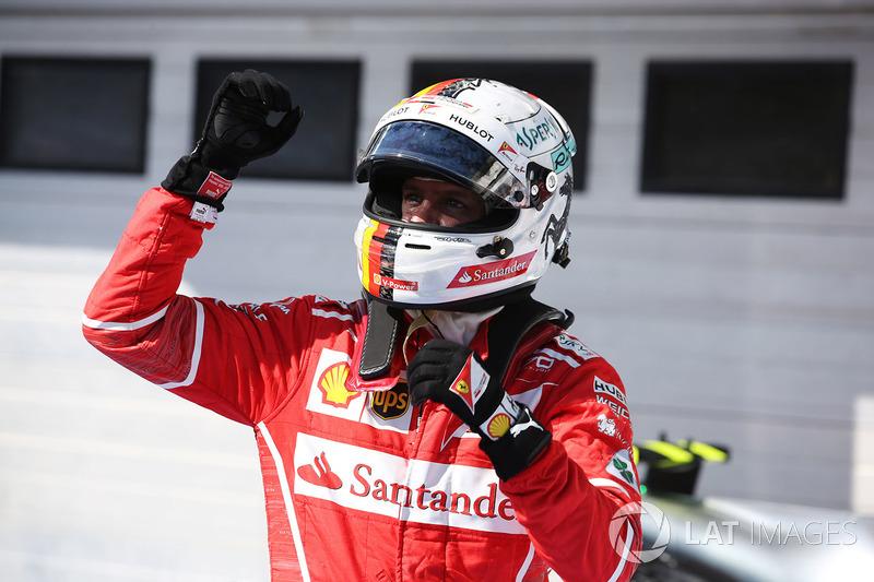 Macaristan GP - Kazanan: Sebastian Vettel