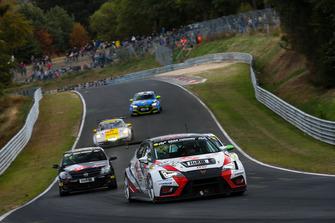 #820 Seat Cupra TCR: Benedikt Gentgen, Bernd Hoemberg, Lukas Thiele