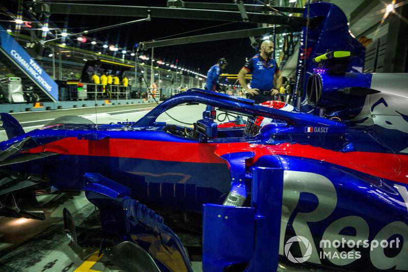 15 місце — П'єр Гаслі, Toro Rosso. Умовний бал — 6,82