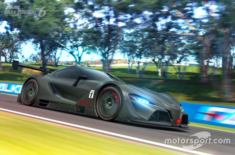 TOYOTA FT-1 Vison Gran Turismo (september 2014)