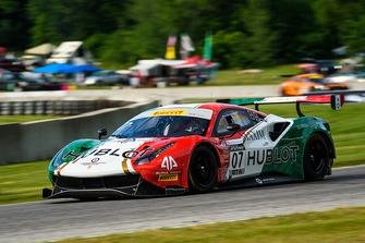 #07 Ferrari 488 GT3, Squadra Corse Garage Italia