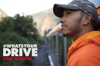 Lewis Hamilton, Tommy Hilfiger, Whatsyourdrive belgeseli