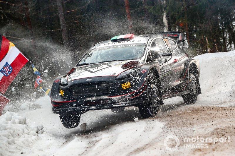 Lorenzo Bertelli, Simone Scattolin, Fnckmatie World Rally Team, Ford Fiesta WRC