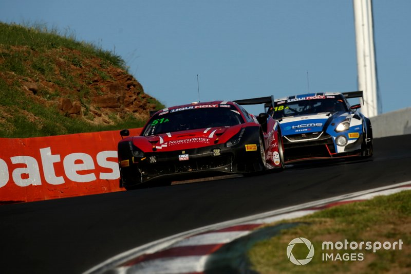 #51 Spirit of Race Ferrari 488 GT3: Paul Dalla Lana, Pedro Lamy, Mathias Lauda