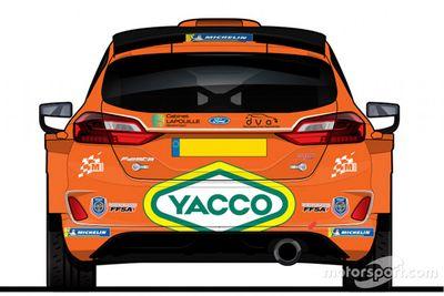 Annuncio Orange1 Racing M-Sport
