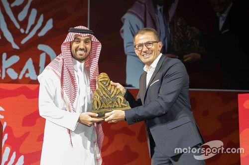 Présentation du Dakar en Arabie saoudite
