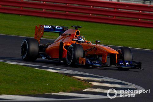 Призовые тесты BRDC Autosport Award