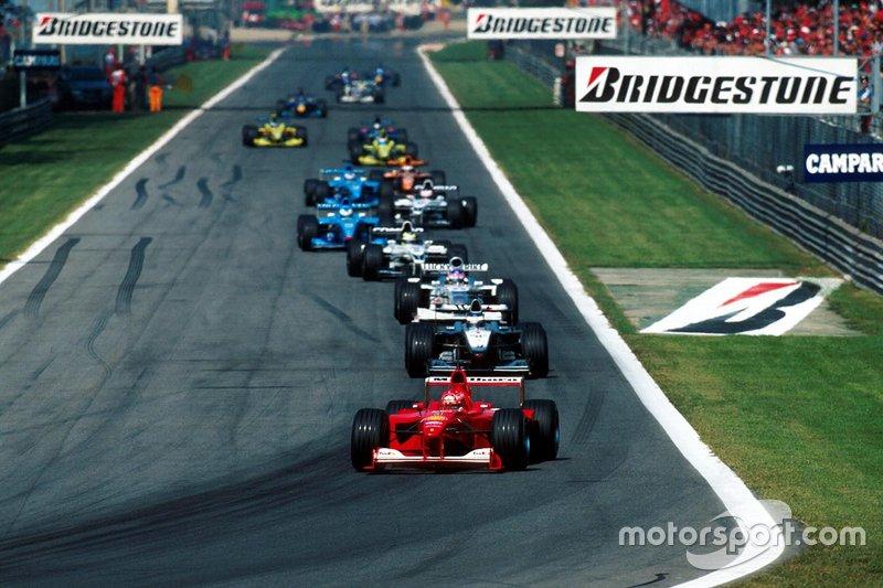 Гран При Италии 2000