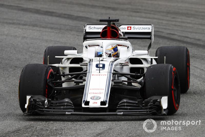 6. Marcus Ericsson, Sauber C37