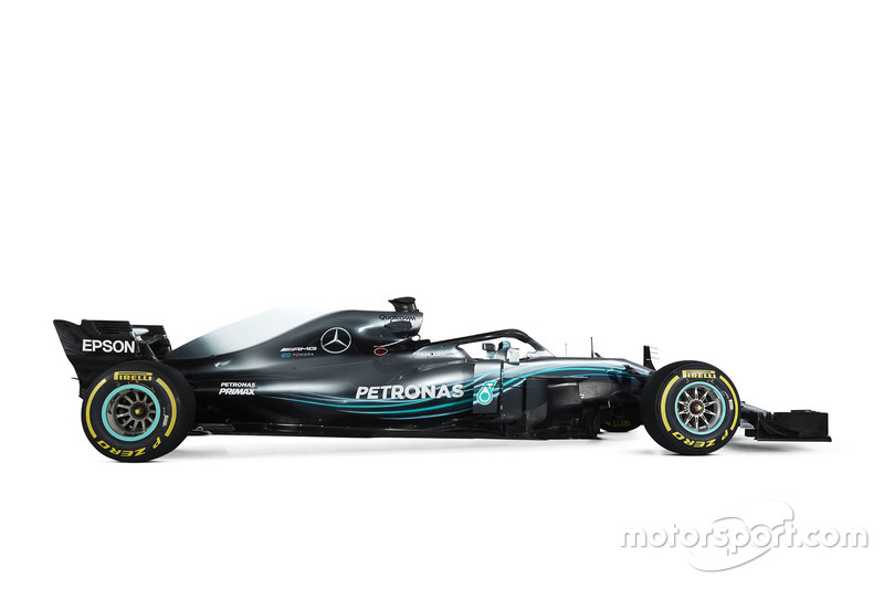 Mercedes AMG F1 W09
