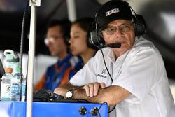 Ed Jones, Chip Ganassi Racing Honda, Mike Hull