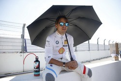 Аугусто Фарфус, BMW Team RMG