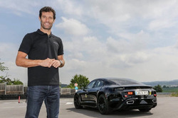Mark Webber, Porsche Mission E