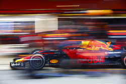 Пит-стоп: Макс Ферстаппен, Red Bull Racing RB14