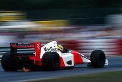 Айртон Сенна, McLaren MP4/7A