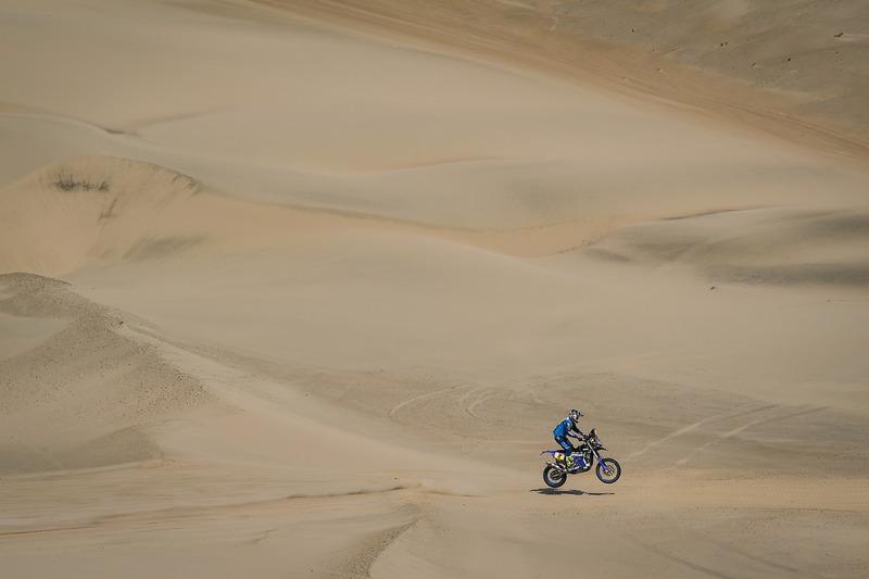 #4 Yamaha Official Rally Team: Адріен ван Беверен